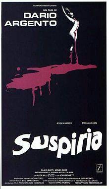 1977 Suspira ITALY