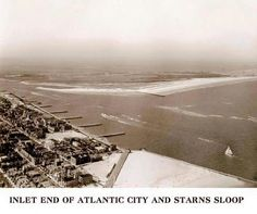 Atlantic City throwback