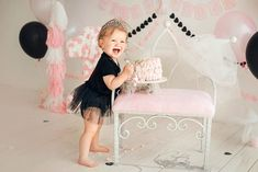 фотограф Инна Милк/ Фотограф Инна Милк. Cake smash. Girl. Baby.1st birghtay. Мой первый тортик. Первый тортик. Годовасик. Годовас. Первый годик. Фотосессия первый годик. День рождения. Крушение тортика. Фотосессия принцесса. Smash Cake Girl, Girl Cakes, Decorating Supplies, Cake Decorating, Cake Mix Pancakes, Cake Recipes For Kids, Happy Birthday, Birthday Cake, Baby Photos
