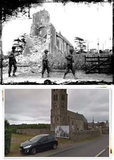 Colleville-sur-Mer, Lower Normandy #NORMANDIA1944