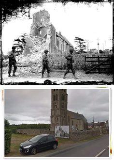Colleville-sur-Mer, Lower Normandy #NORMANDIA1944