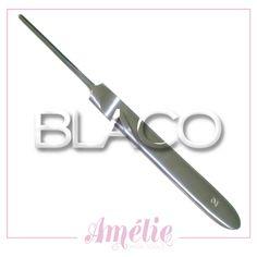 Amelie inox tools sgorbia num.2