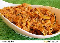 Pomazánka z cukety recept - TopRecepty.cz Macaroni And Cheese, Ethnic Recipes, Food, Mac And Cheese, Eten, Meals, Diet