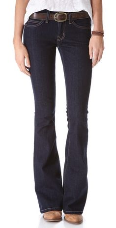 Current/Elliott The Low Bell Jeans | SHOPBOP