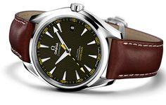 Anti Magnetic OMEGA the Seamaster Aqua Terra > 15'000 gauss (PR/Pics http://watchmobile7.com/data/News/2013/07/130723-omega-Seamaster_Aqua_Terra_15000_gauss.html) (2/2) #watches @Omega Hedgepeth Hedgepeth Watches