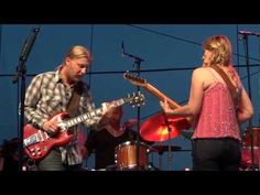 ▶ Tedeschi Trucks Band - Because of You - Chesapeake Bay Blues Festival 2012 - YouTube