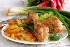 Интересные новости       Картофель с курицей в мультиварке