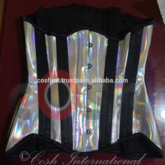Holographic Curvy Corset, View holographic corset, coshintl.com Product Details from COSH INTERNATIONAL on Alibaba.com