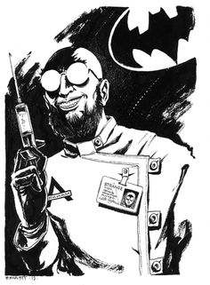 Hugo Strange, located in Shawn's Hall of Villains Comic Art Gallery Batwoman, Batgirl, Batman Comics, Dc Comics, Hugo Strange, Strange Art, Batman Hero, Comic Villains, Batman Universe