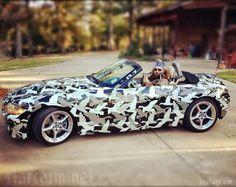 BMW Z4 Duck Dynasty