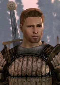 Alistair from Dragon Age games - I am still in love with him