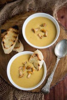 Zupa-krem z kurek
