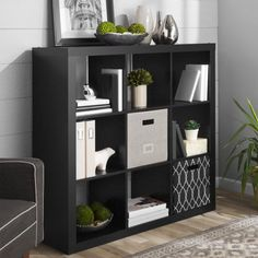 HomeSailing EU Mobile File Cabinet with 3 Storage Drawers Wooden with Casters Pedestal Side Cabinet Under Desk for Office Home Small Space Documents Black