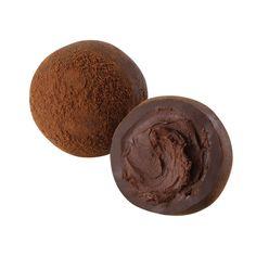 Extra Dark Chocolate Truffle #GODIVA