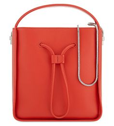 3.1 PHILLIP LIM Soleil small leather bucket bag No.4090