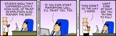 The Dilbert Strip for March 6, 2013
