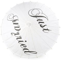 11 Top Wedding Umbrellas to Buy for Your Big Day - Rain or Shine!