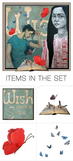 """Wish Upon A Star!!!!!!!!"" by dorataya ❤ liked on Polyvore featuring art"