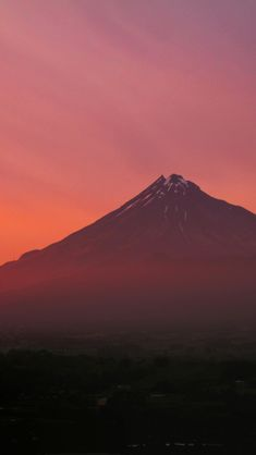 Mount Taranaki||#nature #wallpaper
