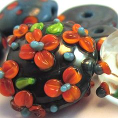 Removing oxidation from turquoise glass - Chestnut Ridge Designs