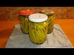 Punem fasole pastai pt iarna fara conservanti - YouTube