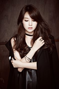 """kpophqpictures: """" [OFFICIAL] Girl's Day Minah – Concept Photo For 'I Miss You' 1333x2000 """""""