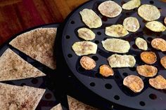 microwave chip maker by Pampered Chef