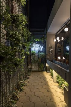 View the full picture gallery of Hoegaarden Greenhouse Bar Cafe Interior, Shop Interior Design, Cafe Design, Bathroom Interior Design, Store Design, Restaurant Entrance, Outdoor Restaurant, Greenhouse Bar, Outdoor Toilet