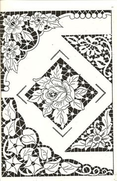 New Embroidery Patterns Redwork Coloring 64 Ideas New Embroidery Designs, Embroidery Hoop Crafts, Cutwork Embroidery, Embroidery Monogram, Vintage Embroidery, Embroidery Stitches, Embroidery Patterns, Wedding Embroidery, Lace Painting