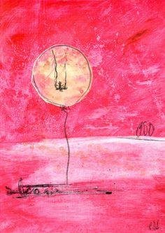 'Freie Träume' von Conny Wachsmann bei artflakes.com als Poster oder Kunstdruck $15.94