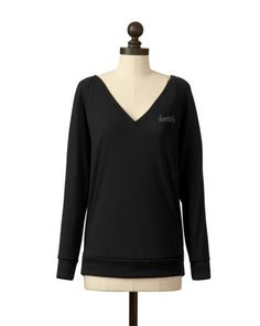 Idaho Vandals Pullover V-Neck Sweater | Meesh & Mia