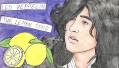 Jimmy Page Jimmy Page, Led Zeppelin, Movie Stars, Lemon, Fan Art, Songs, Comics, Instagram, Cartoons