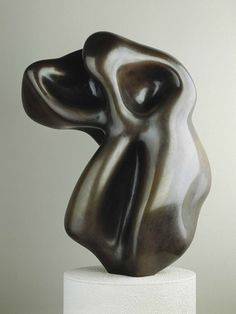 Jean Arp — such a gorgeous, sensual form. It makes you want to run your hands all over it.