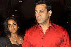 Who will accompany Salman Khan on Arpita's baby shower?