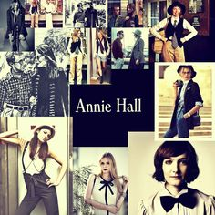 Annie Hall inspired