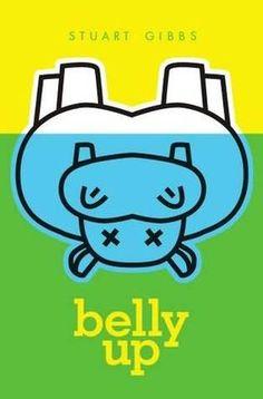 * i loves to read *: Kidz Korner Book Review: Belly Up - Stuart Gibbs
