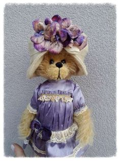 Lucy Lou by By Shaz Bears | Bear Pile
