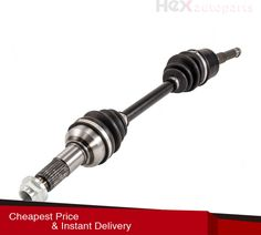 Complete Front /& Rear Left/&Right CV Joint Axles Set for Polaris RZR XP 900 11-14