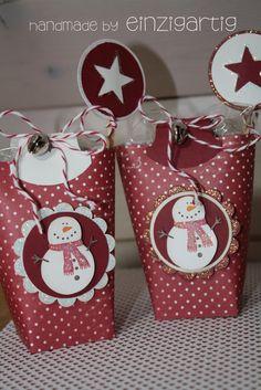 idea for christmas box