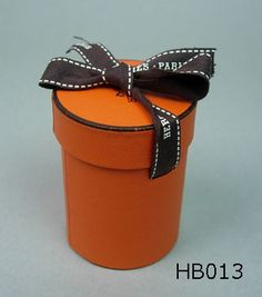 Hermes sample hat box