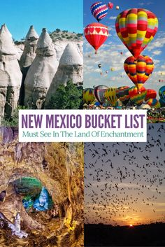 Check out this list of family friendly things do see and do in New Mexico. Must add them to your bucket list!