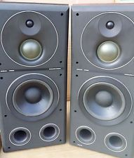 Bang Olufsen B&O Beovox M150 3-way Bass Reflex Pair LoudSpeakers Rosewood