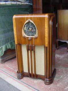 Zenith 6S254 Console Radio | eBay