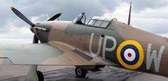 Hawker Hurricane Mk-interceptor del combatiente