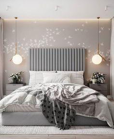 VK is the largest European social network with more than 100 million active users. Hotel Bedroom Decor, Master Bedroom Interior, Bedroom Closet Design, Home Room Design, Home Interior, Home Bedroom, Living Room Lighting Design, Bedroom Styles, Minimalist Bedroom