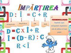 S.T.R.U.M.F.: Planse matematica - strumfi Numbers Preschool, Time Management, Diy And Crafts, 1, Parenting, Homeschooling, Classroom, Education, Math