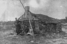 Plaggenhut circa 1900 / 1905