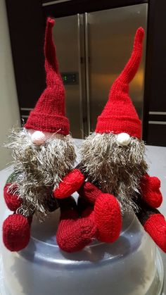 Check out this item in my Etsy shop https://www.etsy.com/uk/listing/258987782/christmas-gnome-hand-knitted
