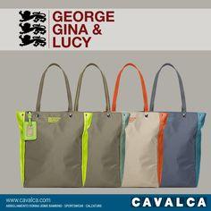 #borse A/I #GeorgeGinaLucy  #Cavalca #accessori #varese