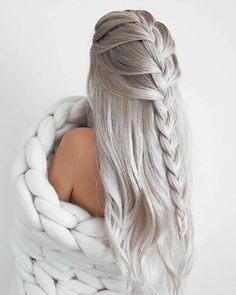Braided Hairstyles For Your Inspiration Mohawk ., Braided hairstyles for your Mohawk inspiration # braided # charming There's no challenge with flipping via a early spring curly hair development report. Long Hairstyles, Pretty Hairstyles, Hairstyle Men, Simple Hairstyles For School, Quick Easy Hairstyles, Braided Hairstyles For Short Hair, Straight Hairstyles For Long Hair, Braided Hairstyles For School, Braided Prom Hair